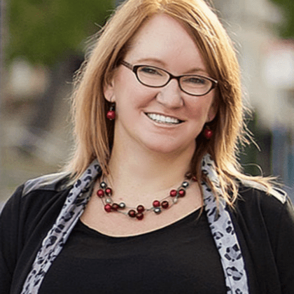 Photo of WebDevStudios COO and Co-Founder, Lisa Sabin-Wilson.